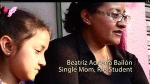 Meet Beatriz Bailon and her daughter