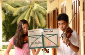 Teacher Training for Young Vietnamese Musicians
