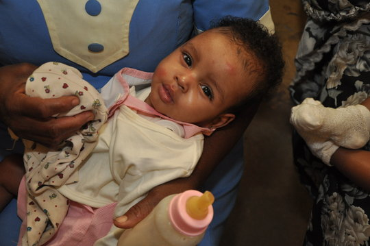 Reducing Malnutrition among Orphans in Ghana