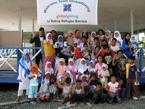 Build a Home for 100 Tsunami Orphans