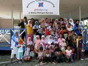 GlobalGiving Visit Aceh