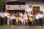 Build a Home for 100 Tsunami Orphans