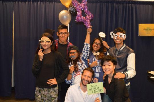GK youth celebrate graduation!