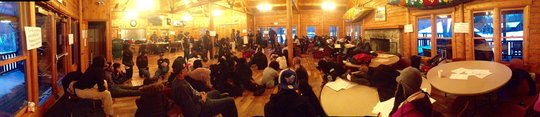 The Annual Youth Conference Planning Retreat
