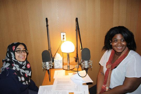 Kazi interviews Annie about Climate Activism