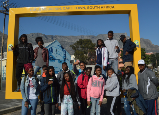 GK Leaders ready for adventures in South Africa