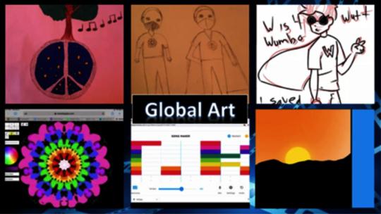 GK Youth Leaders Art
