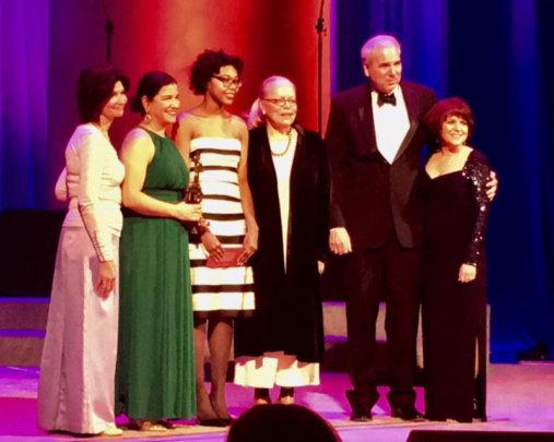 Global Kids receives NEA Foundation Award