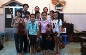 Violins and Cellos for Vietnamese Students