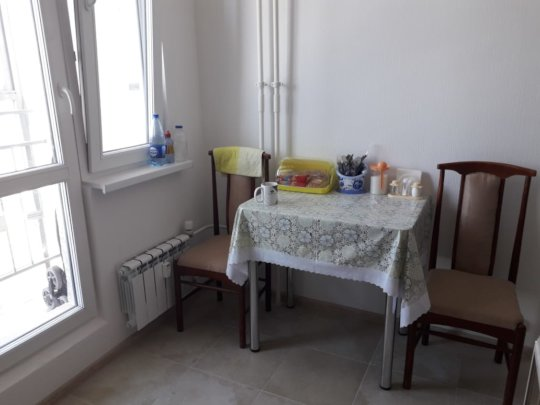 an apartment of our students
