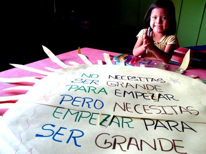 Empower Youth in 9 Peruvian Neighborhoods