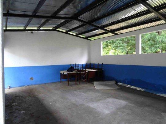 Inside classroom view
