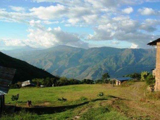 Chirinos landscape