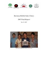 Dec 2007 full final report on mobile clinics (PDF)