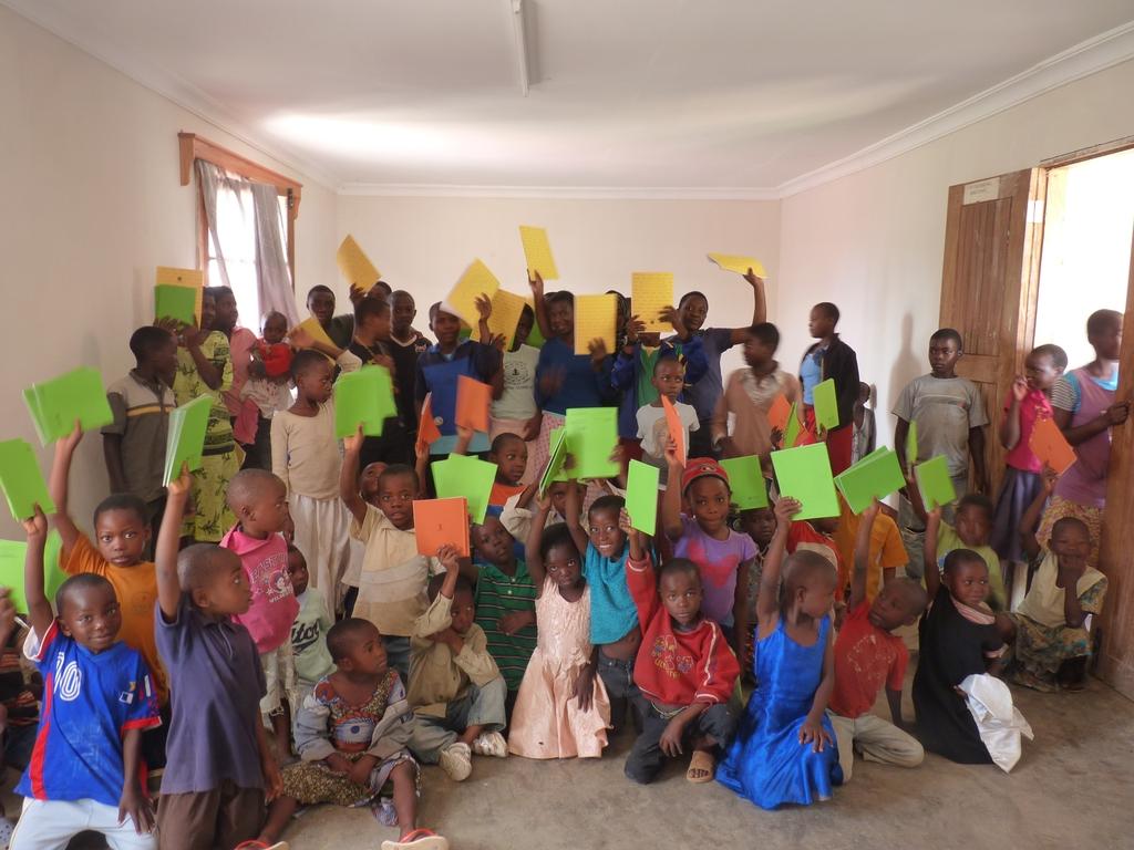School orphans photo