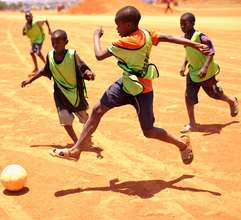 Sports are an important part of Retrak's programs