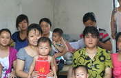 Help Migrant Women and Children in China