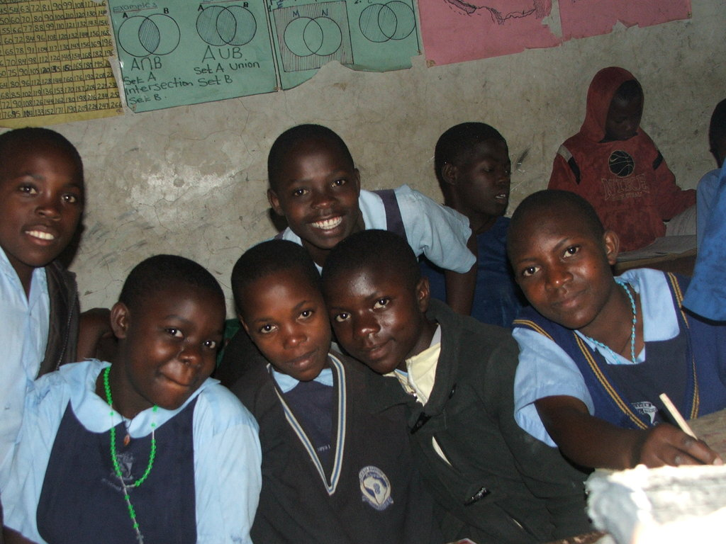Mikwano Microfinance Class