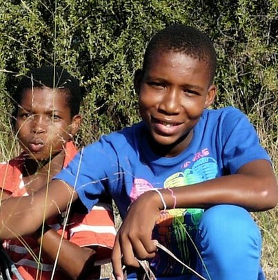 Give Katlego & Koketso a week of enviro-education