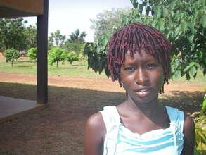 Ouattara Raissa, 14 years old
