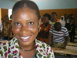 Diallo Ramata, 15 yrs old