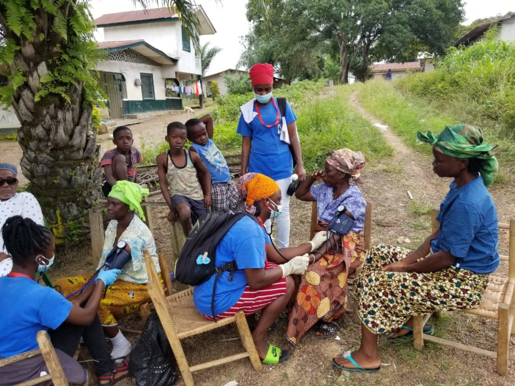 Community Health Workers Back in the Field