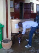 Sanitation Station