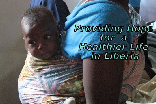 Restore Healthcare to 35 Villages in Liberia