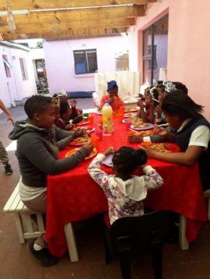 Celebrating Mandela with good food