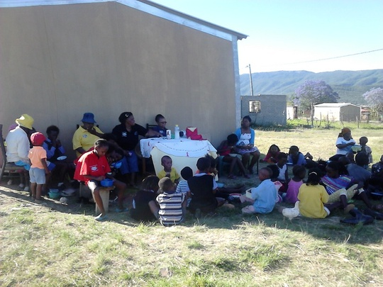 Worl AIDS Day remembrance and meal