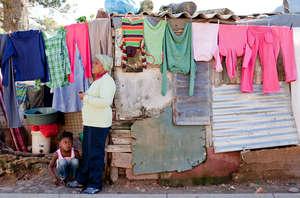 Port Elizabeth shantytown
