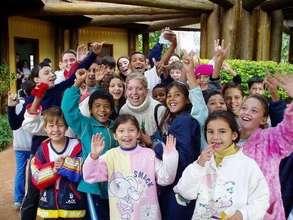 Internationals Volunteers In Argentina