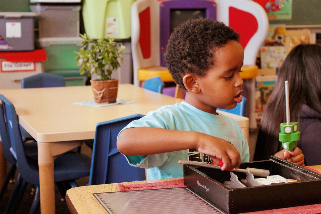 montessori preschool for 20 low income children