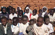 Schooling for Sudan Orphan Refugees