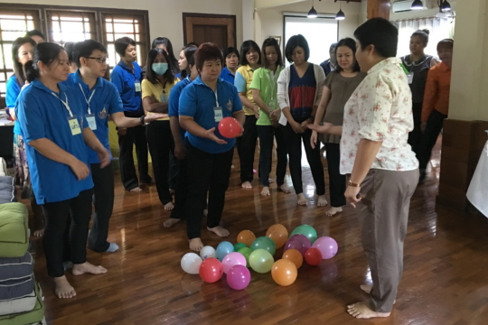 Using alternative training methods