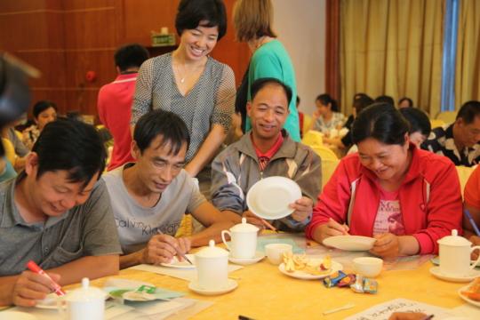 Care for Children training workshop