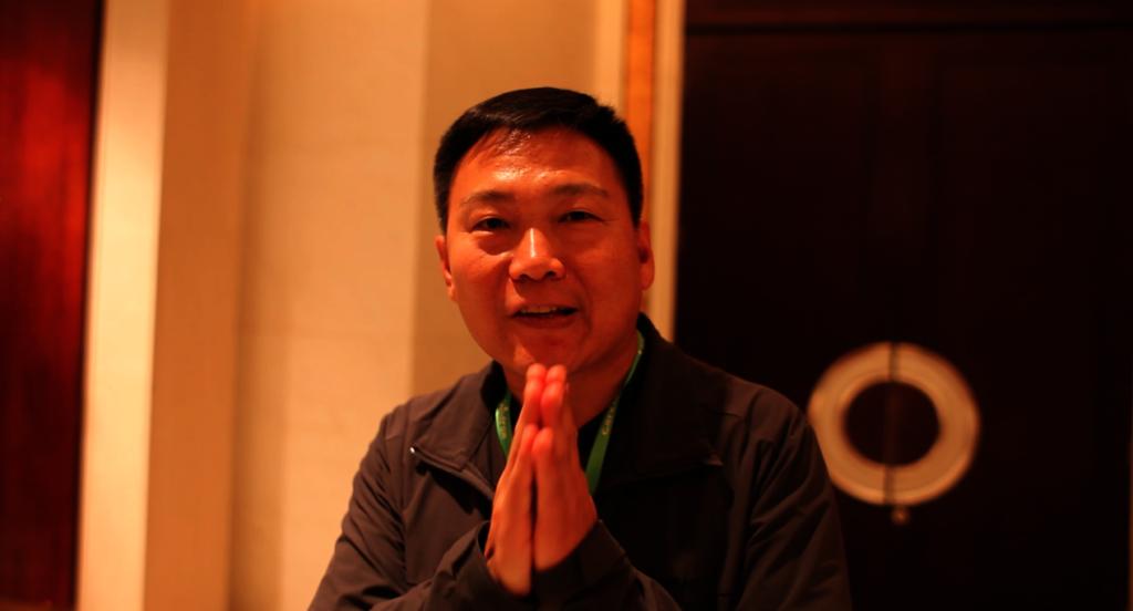 Mr. Qiao Dengqiang
