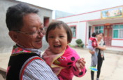 Orphans into families in China