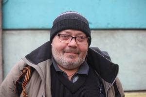 Yury, Nochlezhka client, former homeless