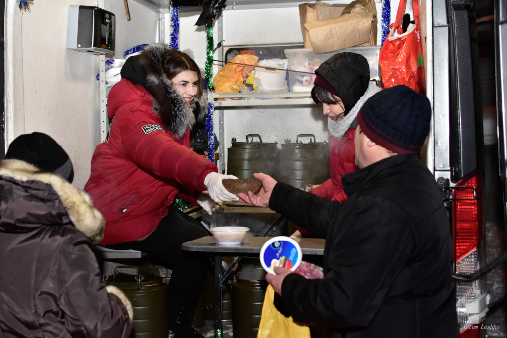 Help Homeless People in Russia to Find a Job