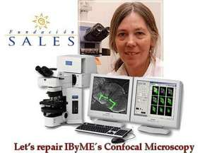 Help us to repair the Confocal Microscopy