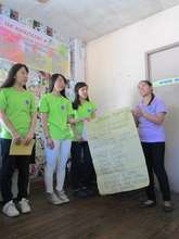 Waste and water management with a japanese group