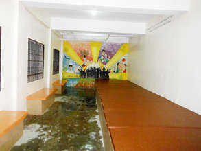 New dormitory for having seet dreams !