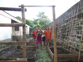Integrated organic farming? Really ?
