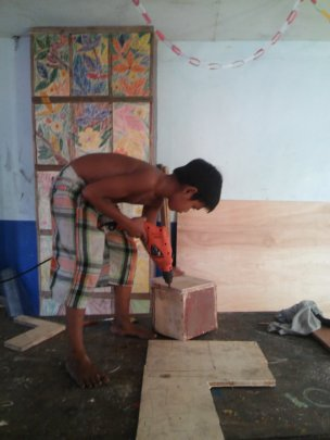 Carpentry as passion