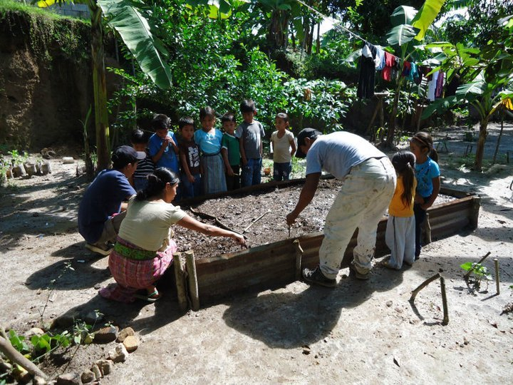 Fighting Malnutrition in Rural Guatemala