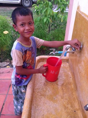 Clean Water for Kids in Cambodia