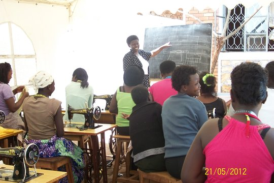 Grow better self help groups in Kampala