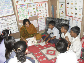 Your gift helps hearing impaired students learn.