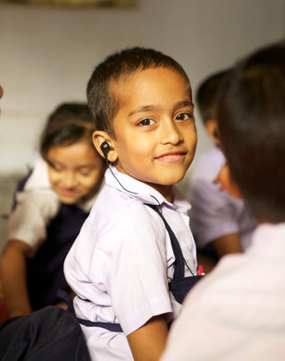 Open a World of Hearing to Children in Bangladesh